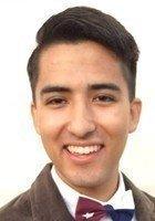 A photo of Edgar, a tutor from Texas AM University