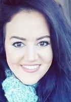 A photo of Joanna, a tutor from Wichita State University