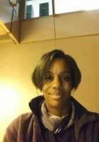 A photo of Tamica, a tutor from Eastern Kentucky University