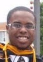 A photo of Marcus, a tutor from Morehouse College