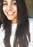 A photo of Jennifer, a tutor from Yeshiva University