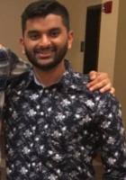A photo of Sanjay, a Pre-Algebra tutor in Meriden, CT