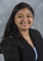 A photo of Sayli, a tutor from Washington University in St Louis