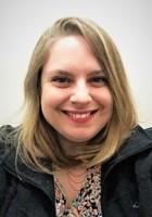 A photo of Kelsey, a tutor from Minnesota State University Moorhead