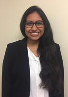 A photo of Sahar, a tutor from Emory University