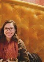 A photo of Samantha, a tutor from Johns Hopkins University