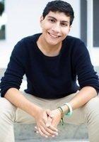 A photo of Simon, a tutor from Oklahoma City University