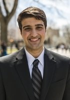 A photo of Ahmed, a tutor from CUNY City College