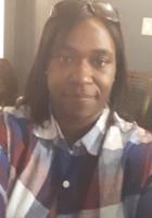 A photo of Makaila, a tutor from Georgia State University