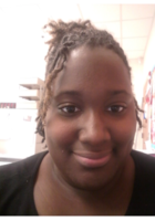 A photo of Keyonna, a tutor from Central State University