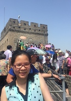 A photo of Karen, a tutor from Feng Chia Univeristy Taiwan