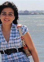 A photo of Isela, a tutor from San Diego City College