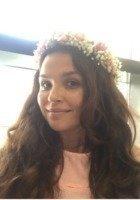 A photo of Angelina, a tutor from SUNY at Binghamton