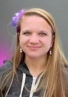 A photo of Julia, a tutor from Virginia Polytechnic Institute and State University