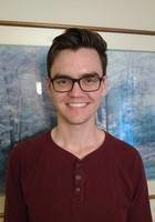 A photo of Joseph, a tutor from Winona State University