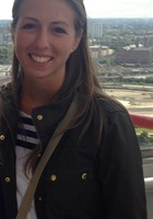 A photo of Kelsey, a tutor from Gettysburg College