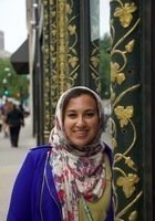 A photo of Farah, a tutor from Case Western Reserve University