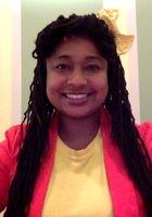 A photo of Andrea, a tutor from Howard University