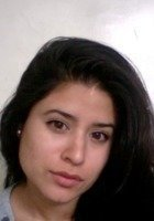 A photo of Juliana, a tutor from CUNY Brooklyn College