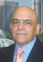 A photo of Anibal, a tutor from North Park University