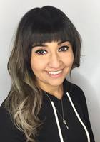A photo of Viviana, a tutor from Whittier College