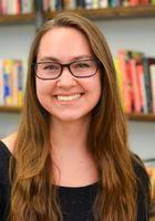 A photo of Jenny, a tutor from Washington University in St Louis