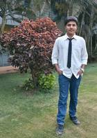 A photo of Akshay, a tutor from SVCE