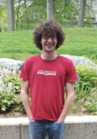 A photo of Nathaniel, a tutor from Swarthmore College