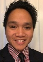 A photo of Joel, a tutor from Virginia Commonwealth University
