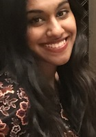A photo of Sruti, a Math tutor in Columbiana, OH