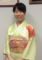 A photo of Asami, a Japanese tutor in Milford, CT
