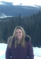 A photo of Krysta, a tutor from University of Denver