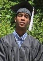 A photo of Jahshaun, a tutor from University of Rhode Island
