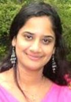 A photo of Chandra, a tutor from Andhra University
