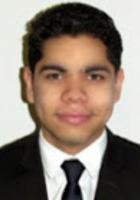 A photo of Juan, a tutor from University of Arkansas