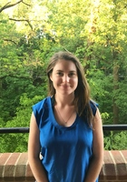 A photo of Keely, a tutor from Willamette University