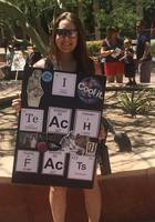 A photo of Megan, a AP Chemistry tutor in Arizona
