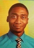 A photo of O'Shae, a tutor from East Carolina University