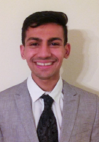 A photo of Saad, a tutor from The Texas AM University System Office