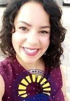 A photo of Alyssa, a tutor from San Francisco State University