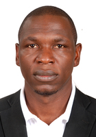 A photo of Simbarashe, a tutor from University of Zimbabwe