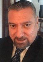 A photo of Holeg, a tutor from Catholic University of Lima Peru