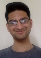 A photo of Mihir, a tutor from Rutgers University-New Brunswick