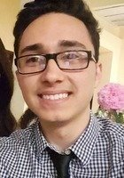 A photo of Cristian, a tutor from St Marys University