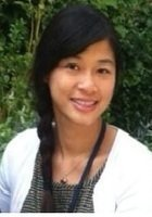 A photo of Yen-Ling, a tutor from National Kaohsiung First University of Science and Technology