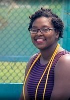 A photo of Erica, a tutor from Morgan State University