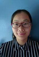 A photo of Siwen, a tutor from Zhejiang Wanli University