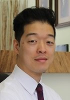 A photo of Jerome, a tutor from University of California-Berkeley