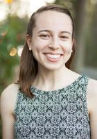 A photo of Sarah, a tutor from University of Mary Washington