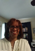 A photo of Judith, a tutor from University of Memphis